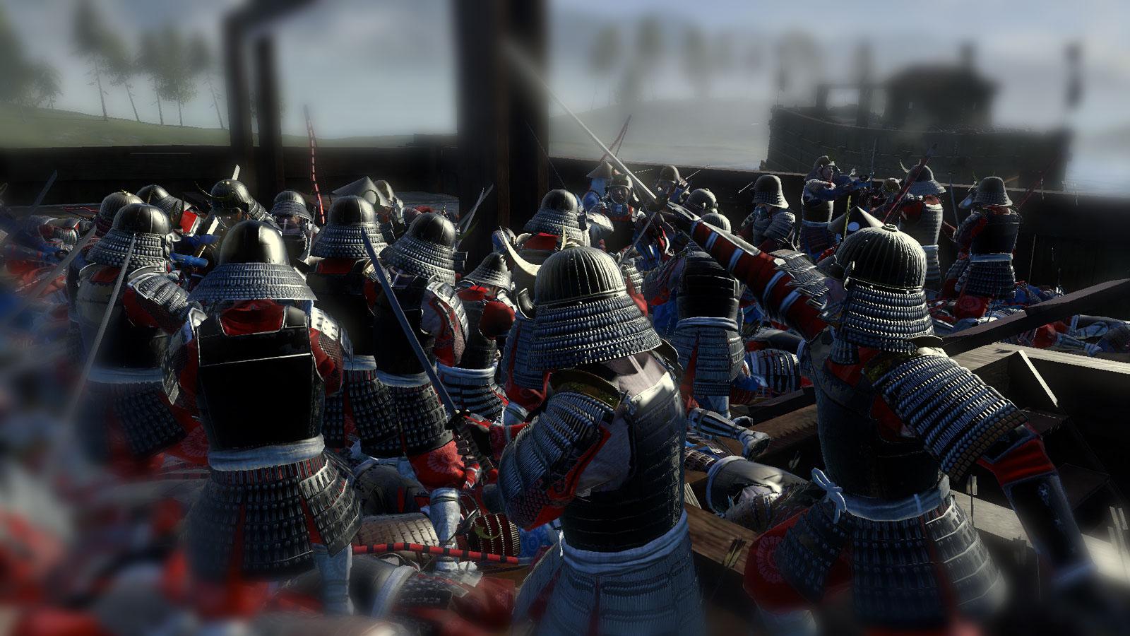Самурайская война империй