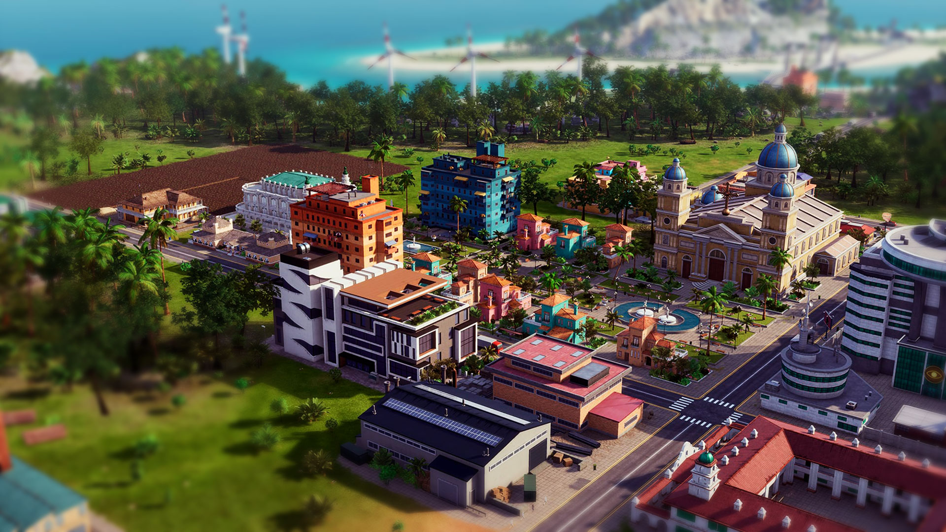 Tropico 6 экономическая стратегия