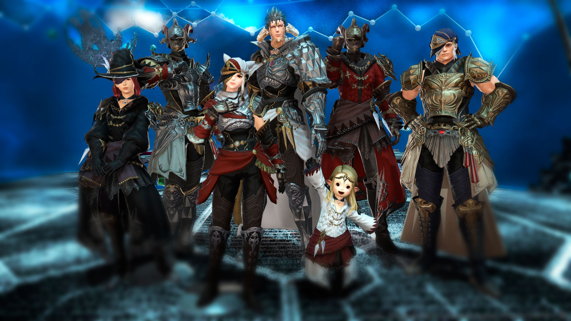Final Fantasy XIV на PS 4