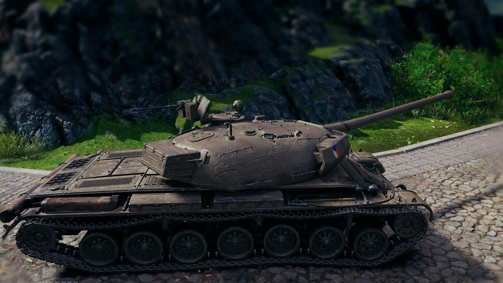 Škoda T 56 WOT