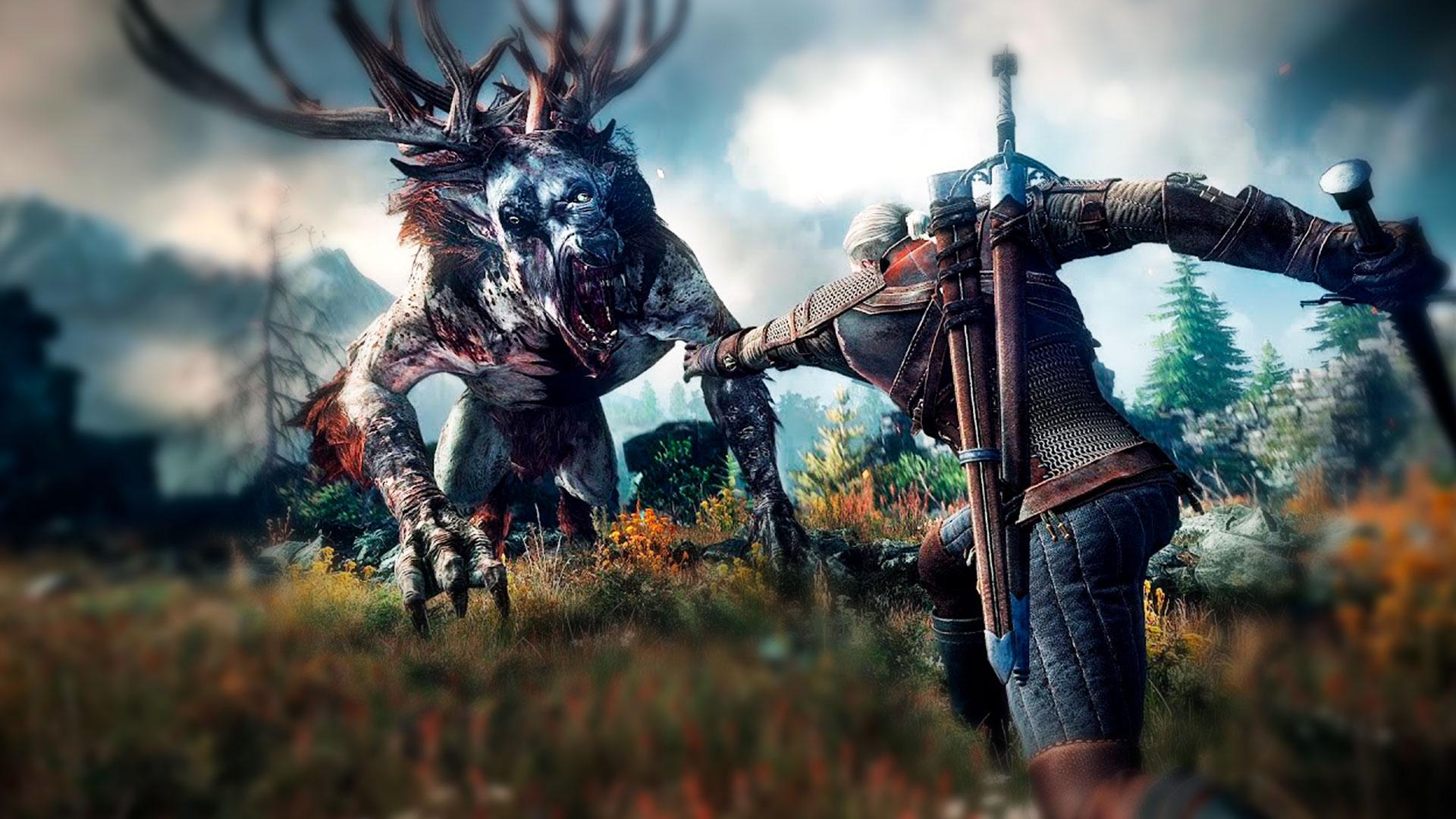 The Witcher 3 Wild Hunt на PS