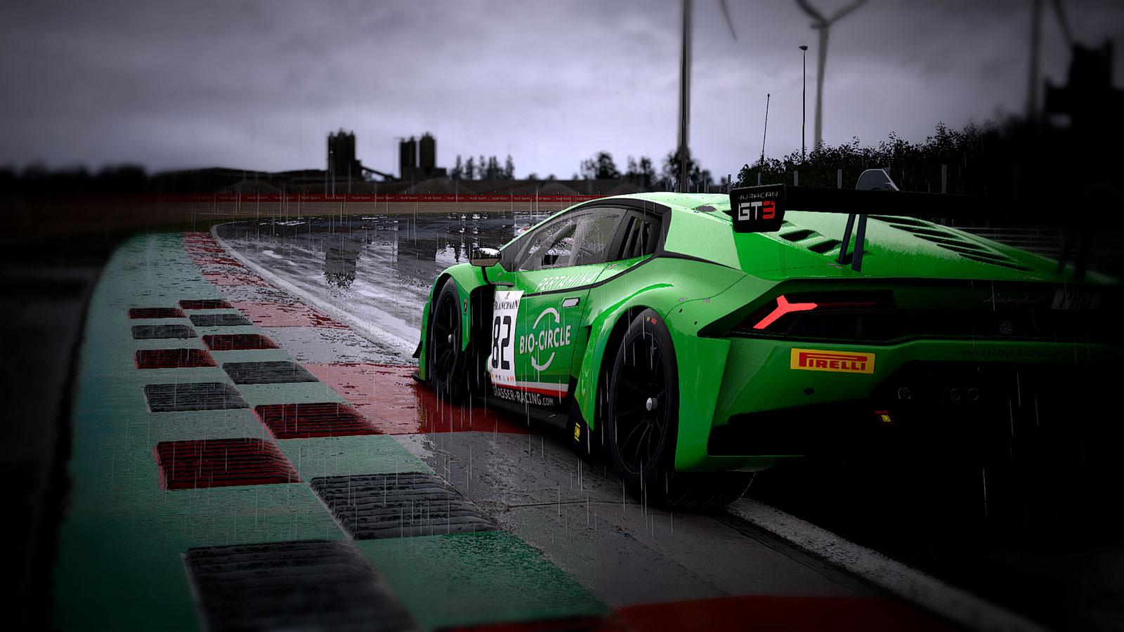 Assetto Corsa Competizione топ спорт игр на пк