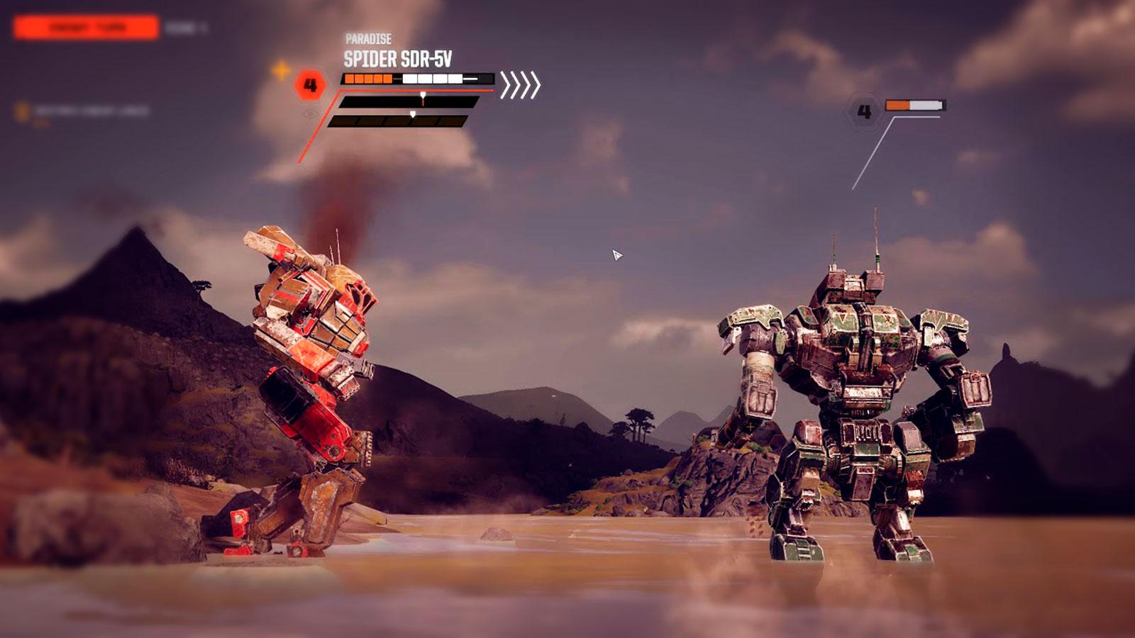 Роботы BattleTech и трансформеры