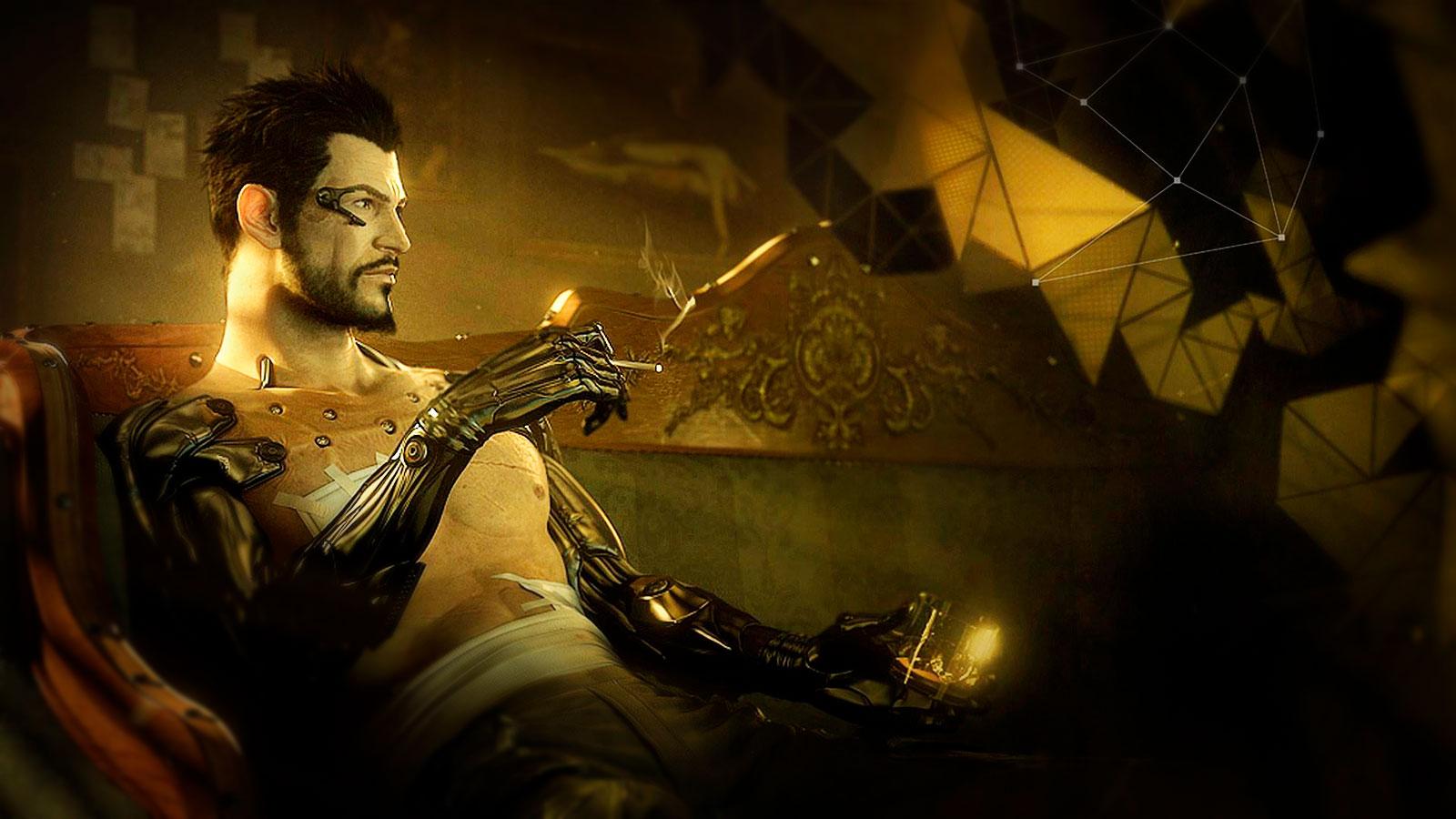 Deus Ex импланты и будущее