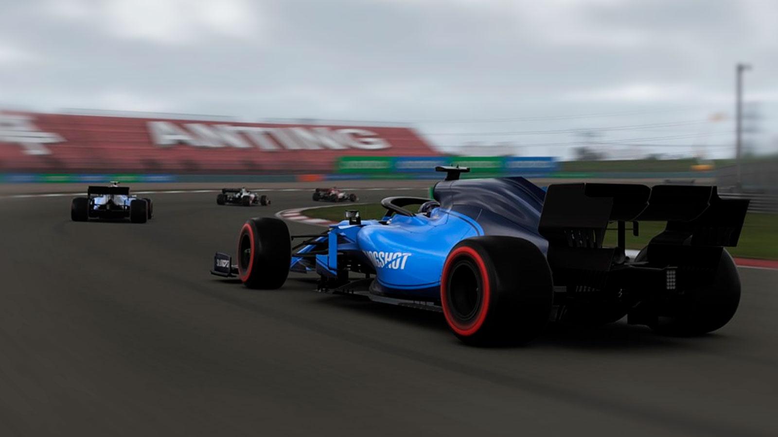 F1 2021 топ 10 спортивных игр