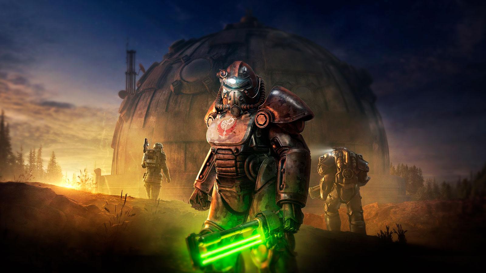 Пост апокалиптическое будущее Fallout