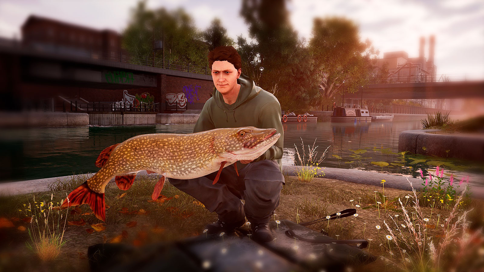 Fishing Sim World симулятор рыбалки