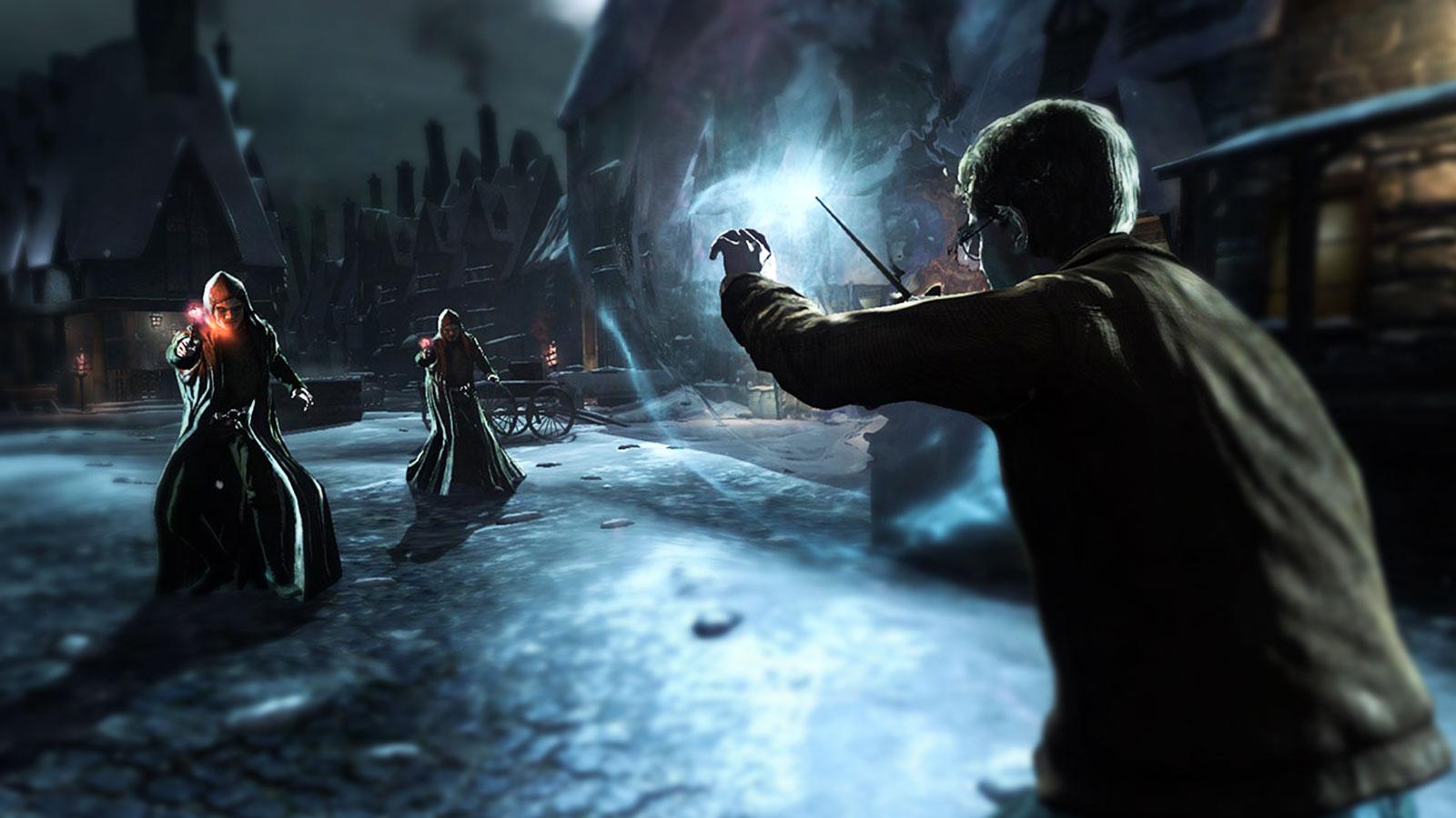 Гарри потер и магические способности