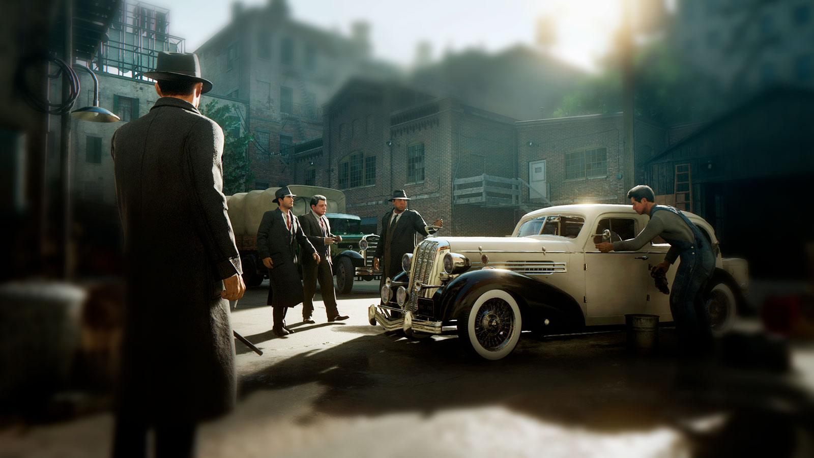 Mafia и великие автоворы