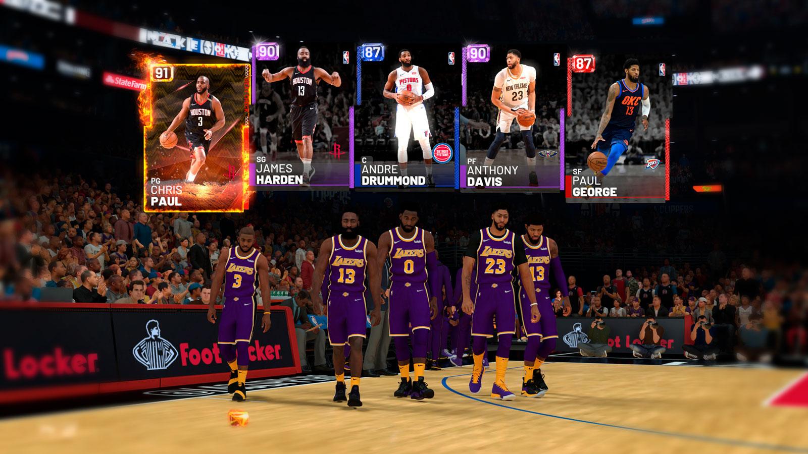 NBA 2K19 топ спортивных игр