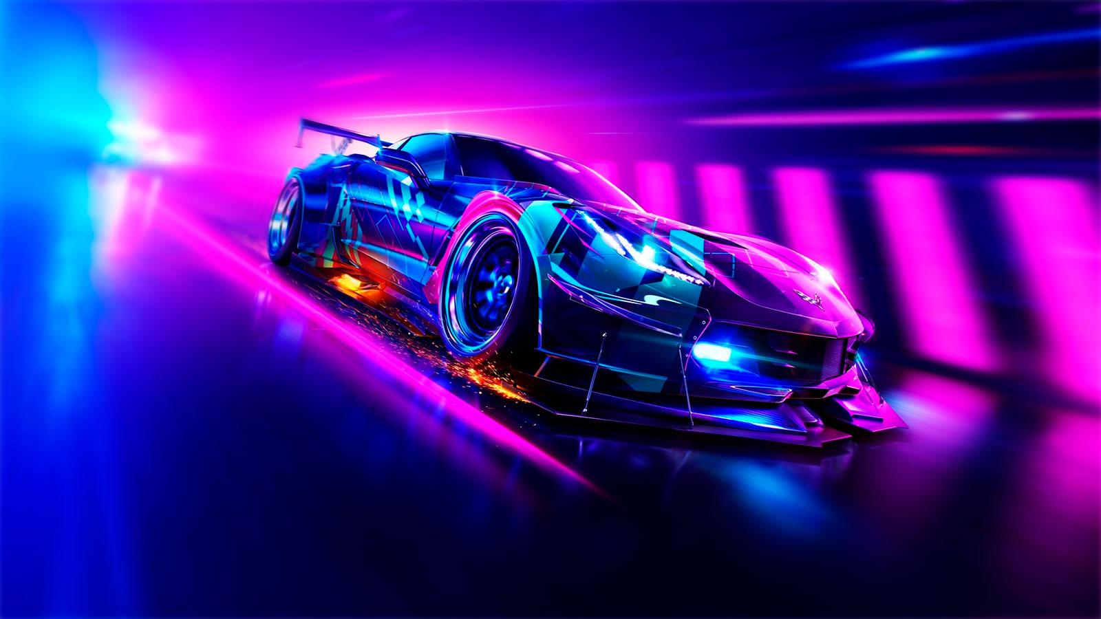 Need for Speed вместе с тюнингом