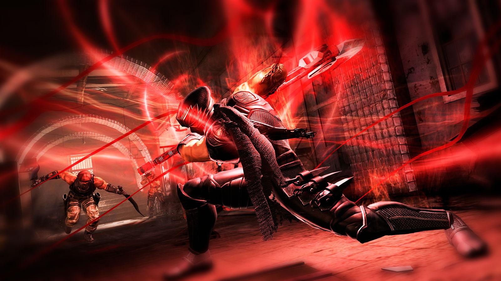 Ninja Gaiden серия игр про ниндзя