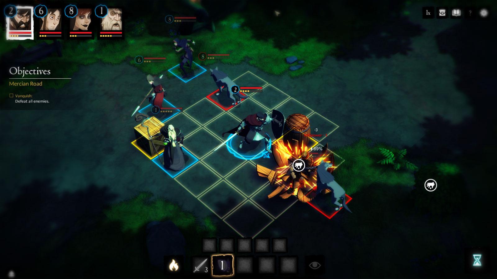 Sword Legacy лучшие игры тактика
