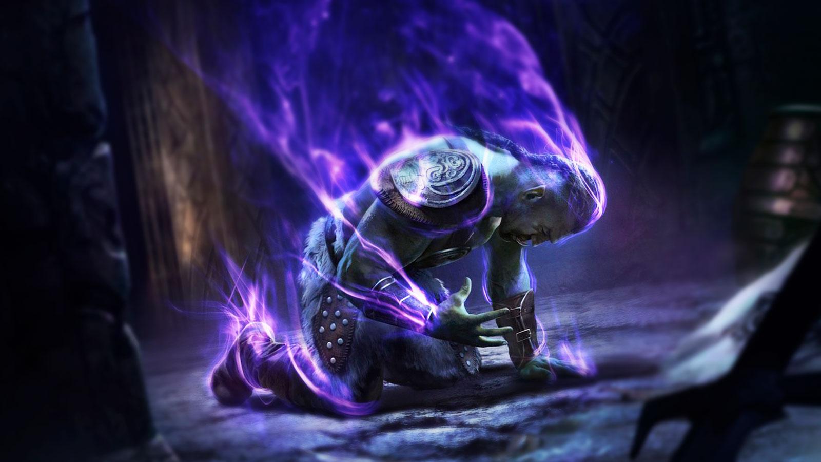 The Elder Scrolls и магические заклинания
