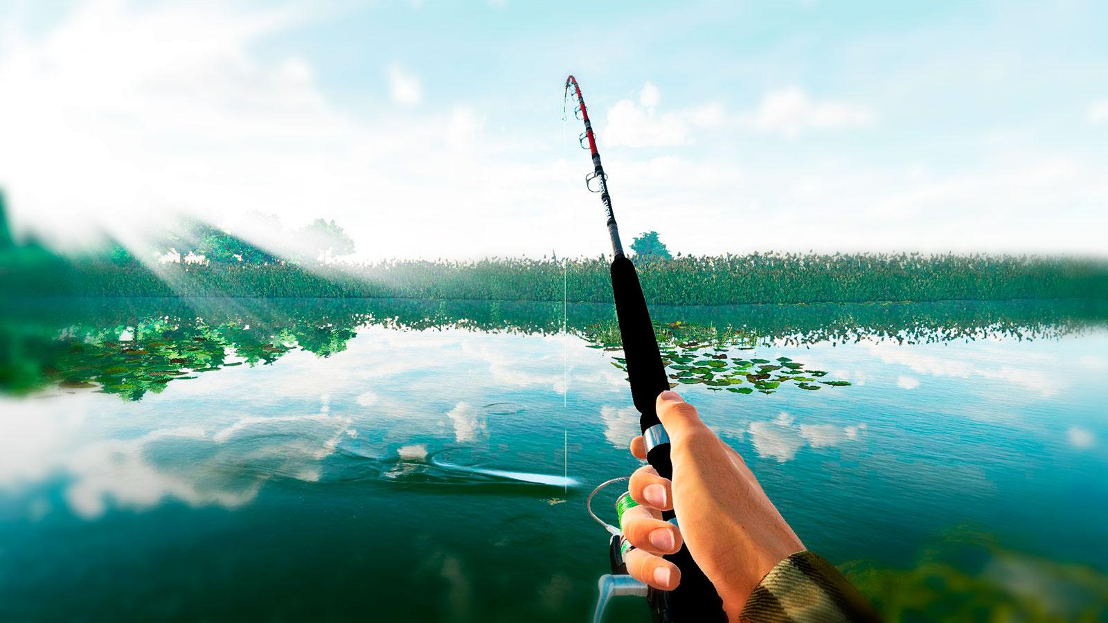 Рыбаки на рыбацкой планете