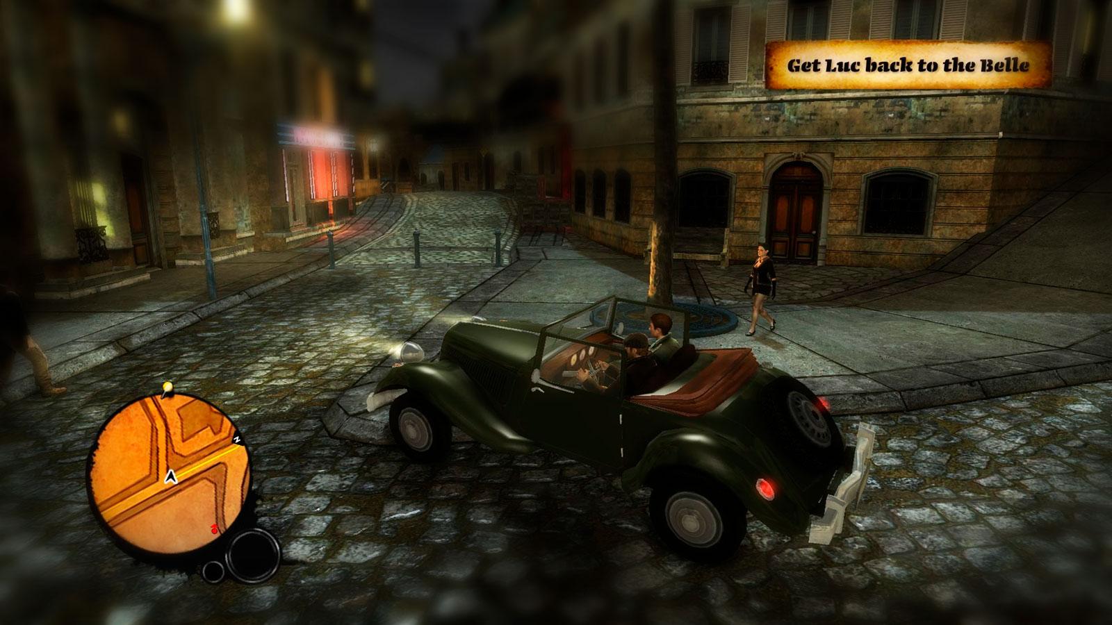 The Saboteur шпионские игры с механикой Гта