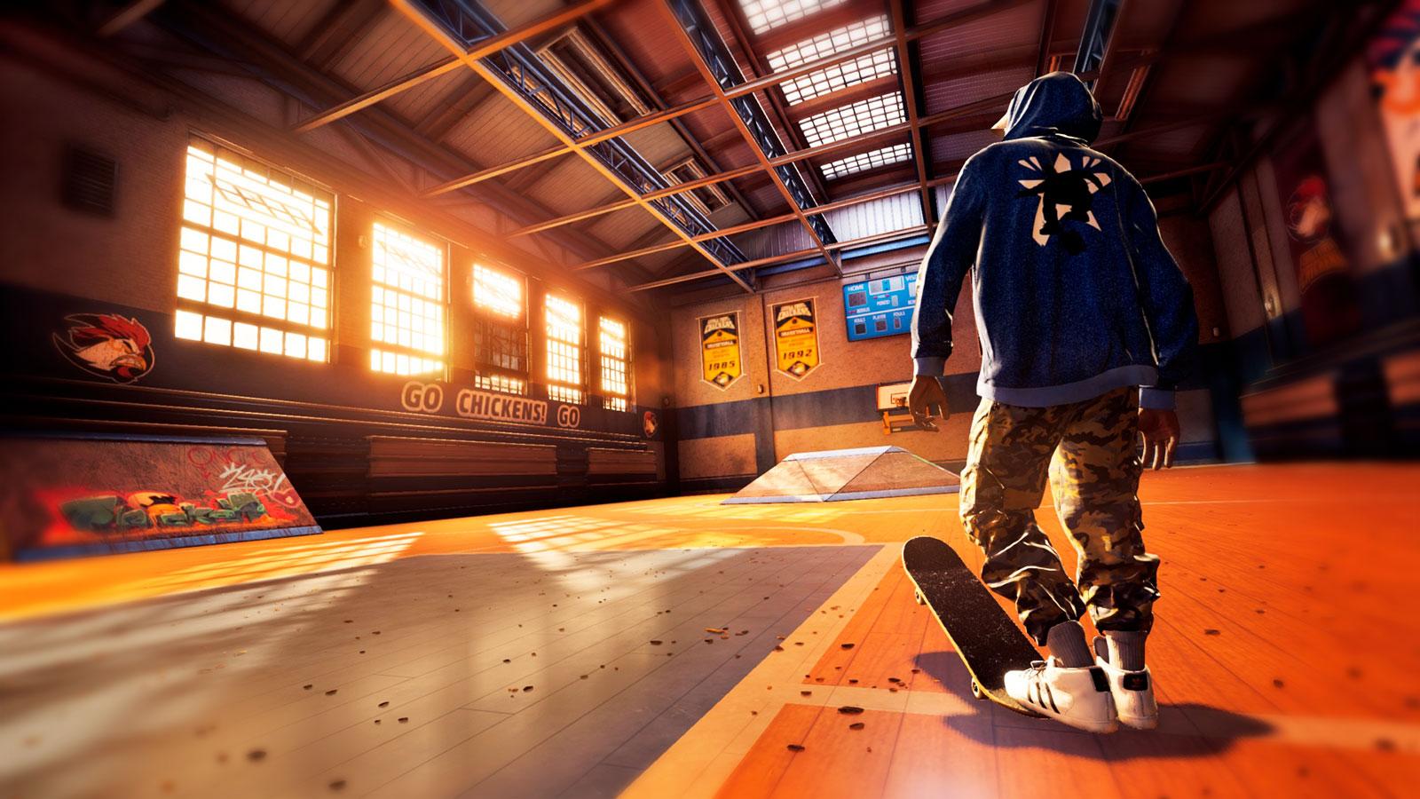 Tony Hawk's Pro Skater лучшие спортивные игры
