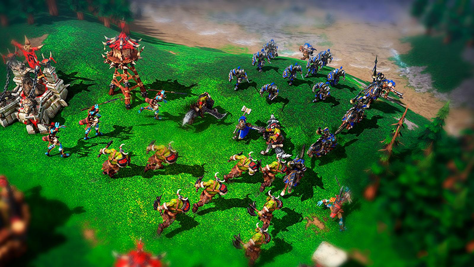 Warcraft III и музыка