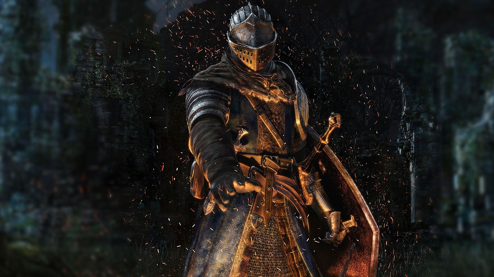 Dark Souls Топ захватывающих игр