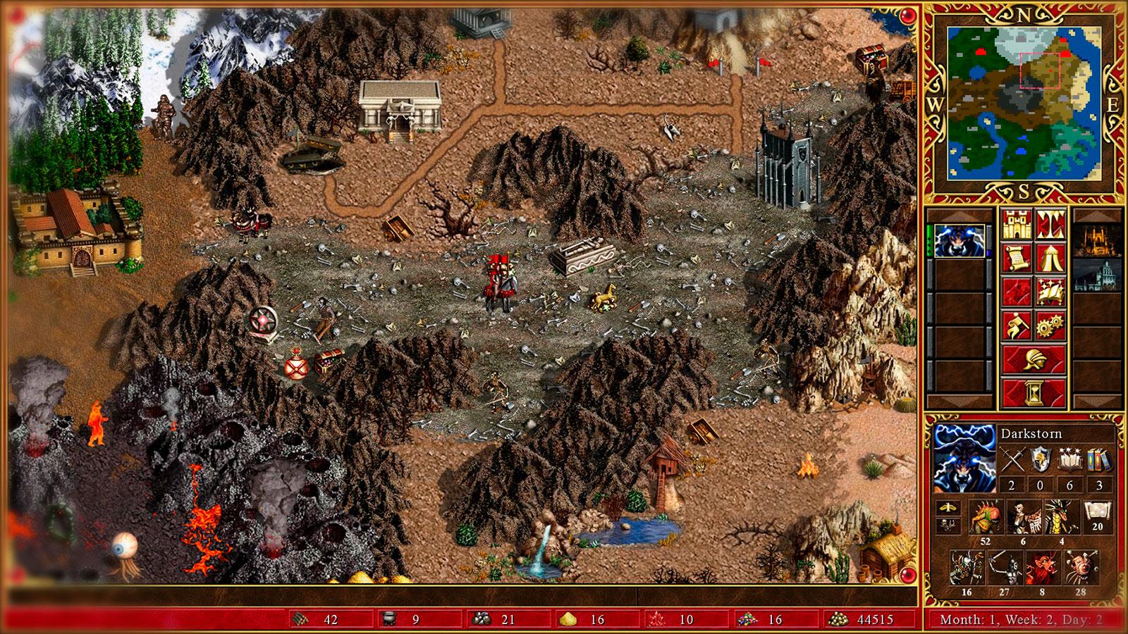 Heroes of might and magic  Топ захватывающих игр