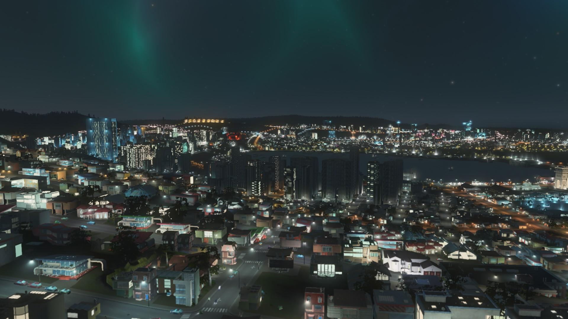 обзор Cities Skylines