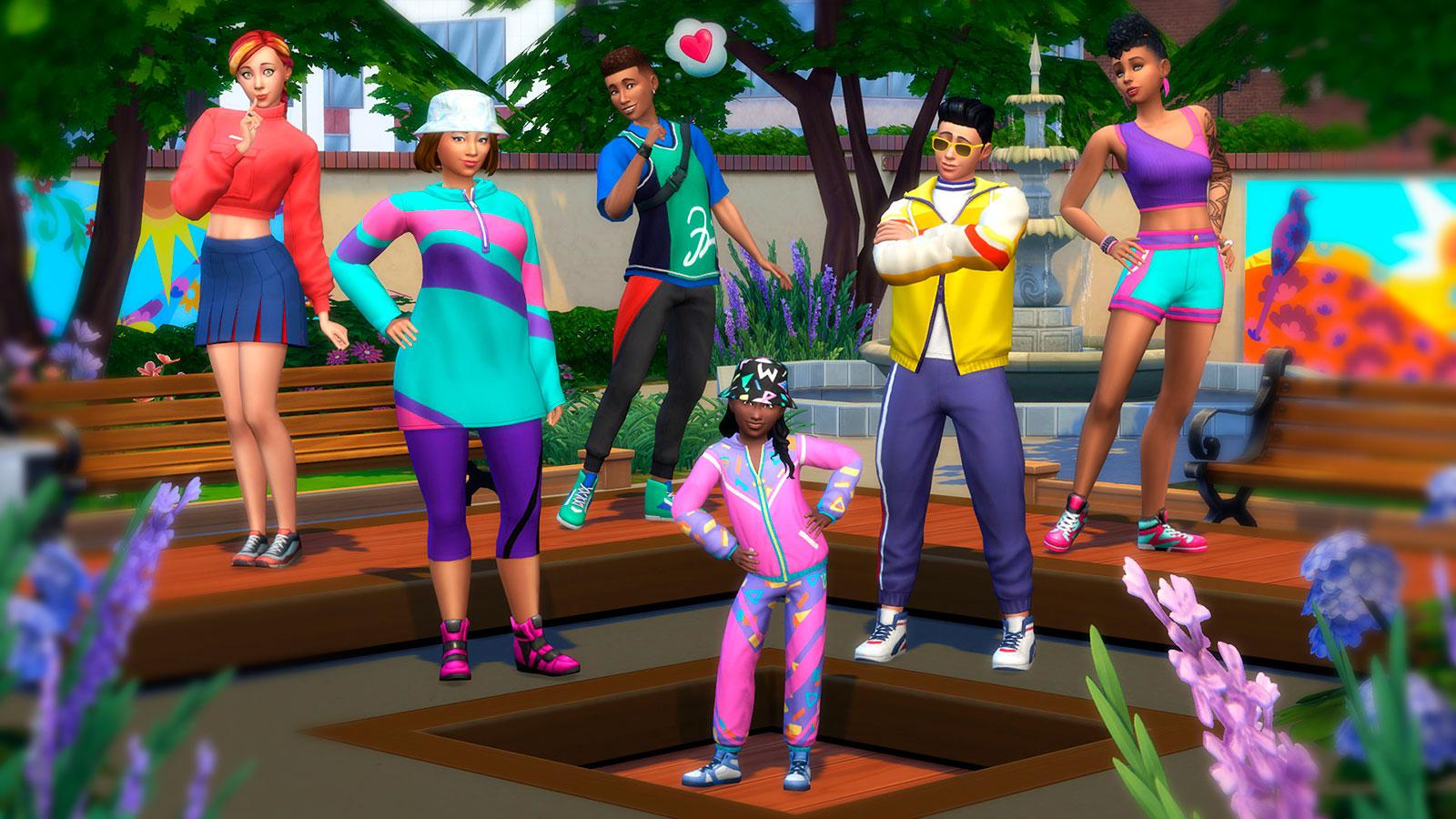 Sims 4 Топ захватывающих игр