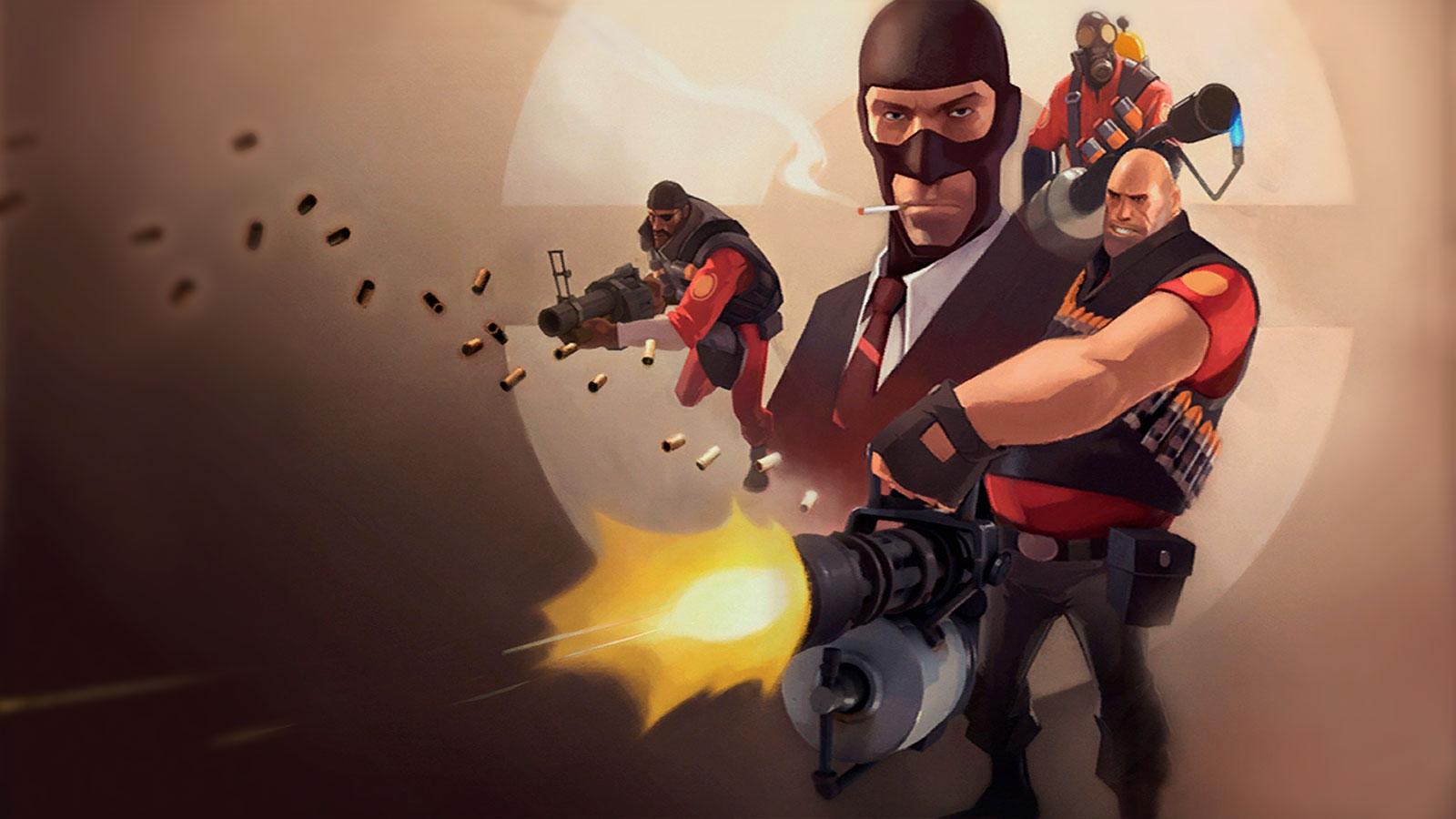 Team Fortress 2 Топ бесплатных шутеров