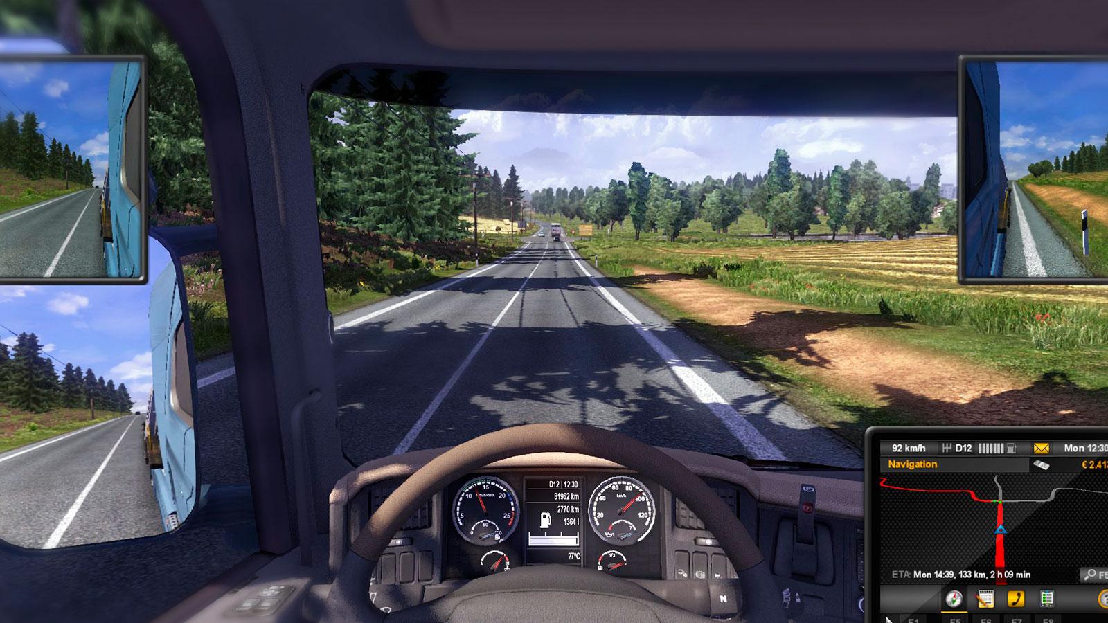 Truck Simulator Топ захватывающих игр